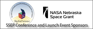 Conference and Event Launch Event Partners Big Kid Science and Nebraska Space Grant