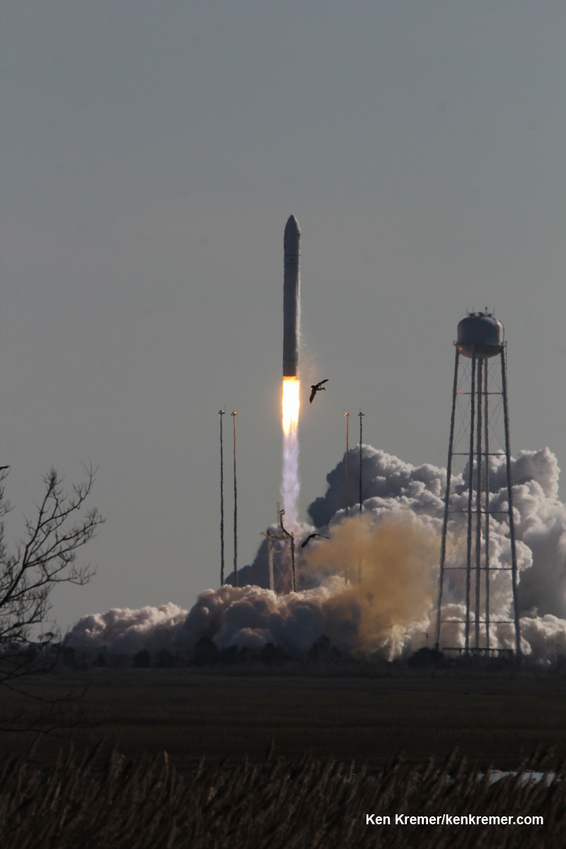 nasa antares orb 1 - photo #15