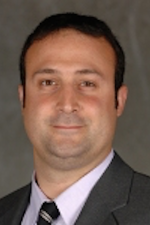 Dr. Alex Theos, Assistant Professor, Georgetown University