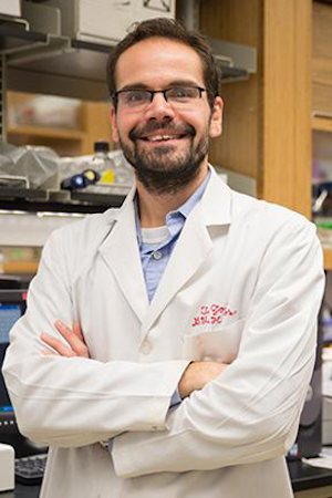 Dr. Shaun Brinsmade, Assistant Professor, Department of Biology, Georgetown University