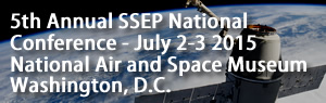 5th Annual SSEP National Conference - July 2-3 2015 National Air and Space Museum Washington, D.C.