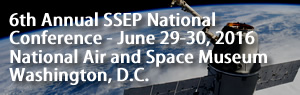 6th Annual SSEP National Conference - June 30 - July 1 2016, National Air and Space Museum Washington, D.C.