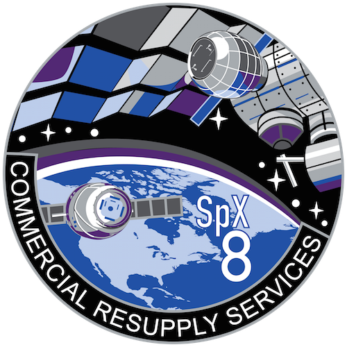 SpaceX_CRS-8_Patch