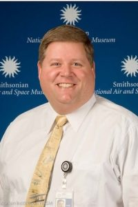 Doug Baldwin, Chief, NASM Educational Initiatives, Smithsonian National Air and Space Museum